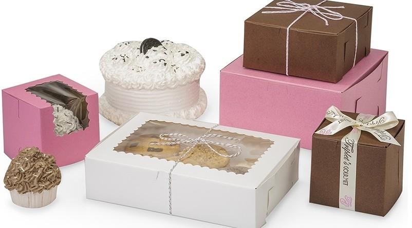 коробки для кондитерки