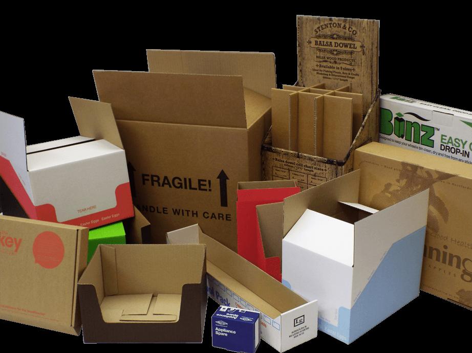 Производство картонной упаковки в Киеве