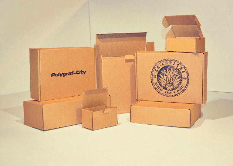 Фото - Печать коробок под заказ