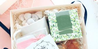 Фото - Подарочная коробка с наполнением