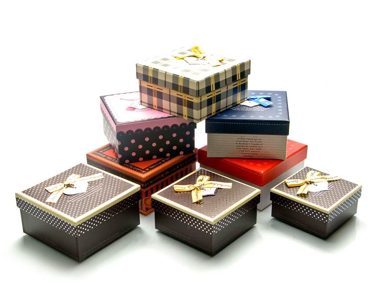 Фото - Подарочные упаковочки
