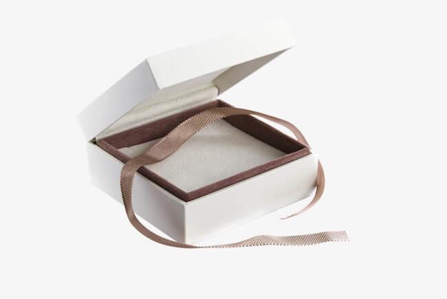 Фото - Пустая подарочная коробка
