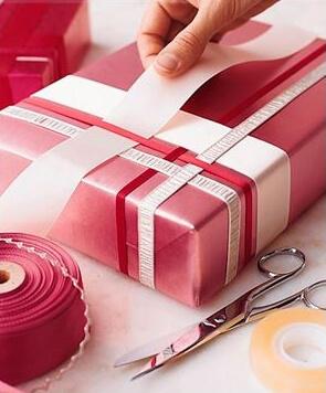 Фото - Украшаем подарочную упаковку Polygraf-city