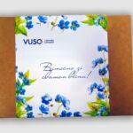 подарочная коробка vuso